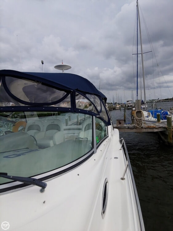 2007 Sea Ray boat for sale, model of the boat is 340 Sundancer & Image # 25 of 41
