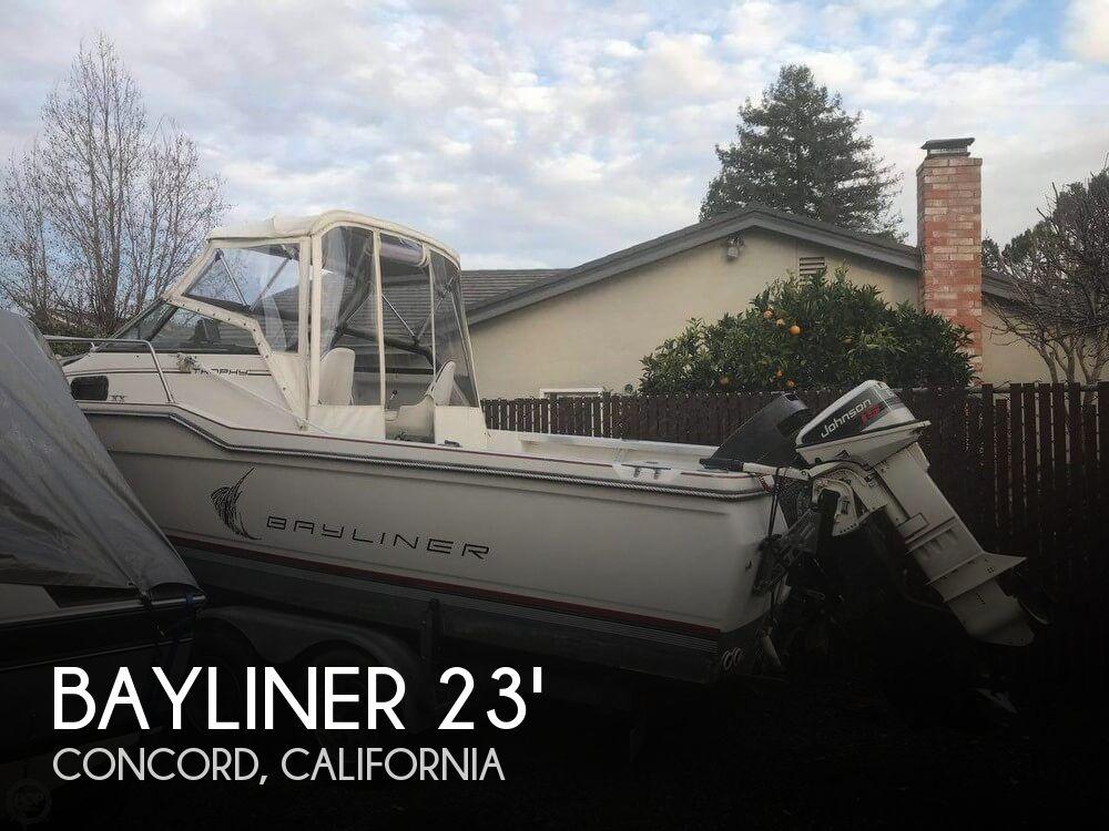 Used Bayliner 23 Boats For Sale by owner | 1990 Bayliner 23