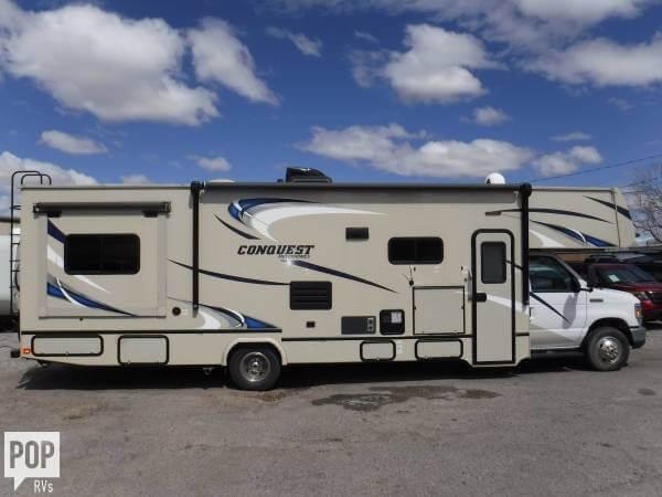 SOLD: Conquest M-6320-Ford E450 RV in Village Of Los Ranchos
