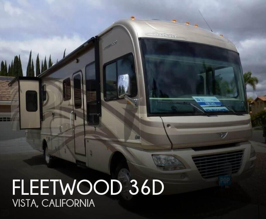 2011 Fleetwood Fleetwood 36D