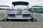 2014 Sun Tracker 22 DLX Fishing Barge - #1