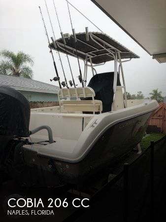 Used Cobia 20 Boats For Sale by owner | 2009 Cobia 20