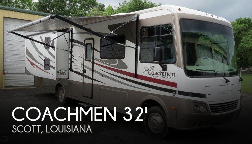 2013 Forest River Coachman Mirada 32 BH Silver Edition