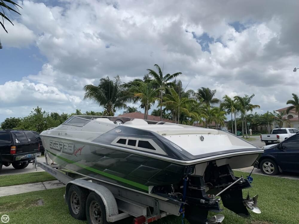 1998 Scarab boat for sale, model of the boat is 29 & Image # 20 of 40