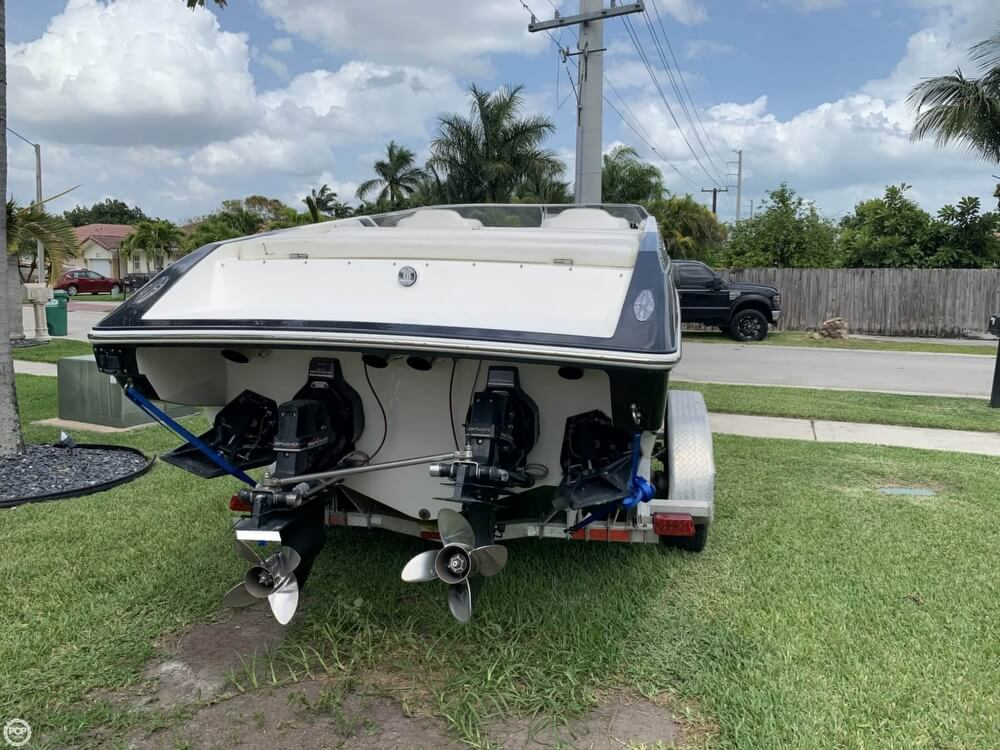 1998 Scarab boat for sale, model of the boat is 29 & Image # 21 of 40