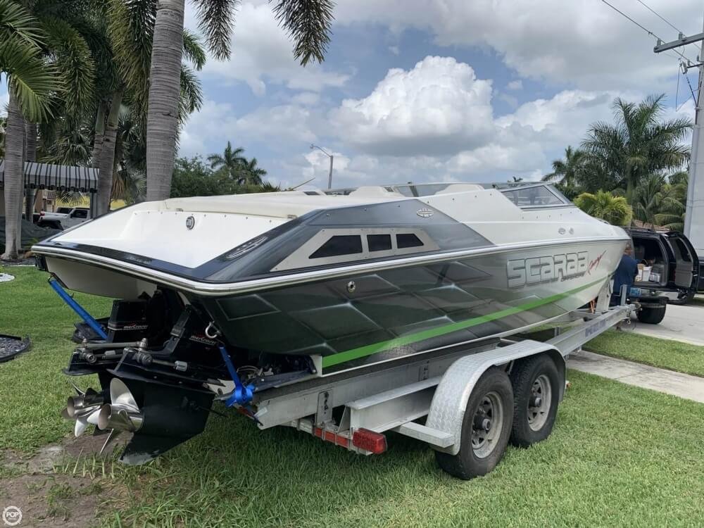 1998 Scarab boat for sale, model of the boat is 29 & Image # 23 of 40