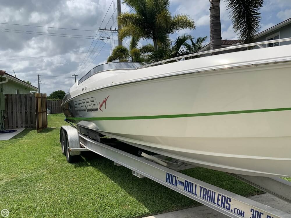 1998 Scarab boat for sale, model of the boat is 29 & Image # 9 of 40