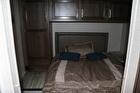 Bed - Queen, Cabinets, Interior Lighting
