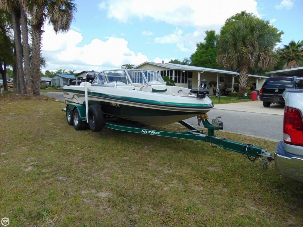 2008 Nitro boat for sale, model of the boat is 288 Sport & Image # 7 of 40