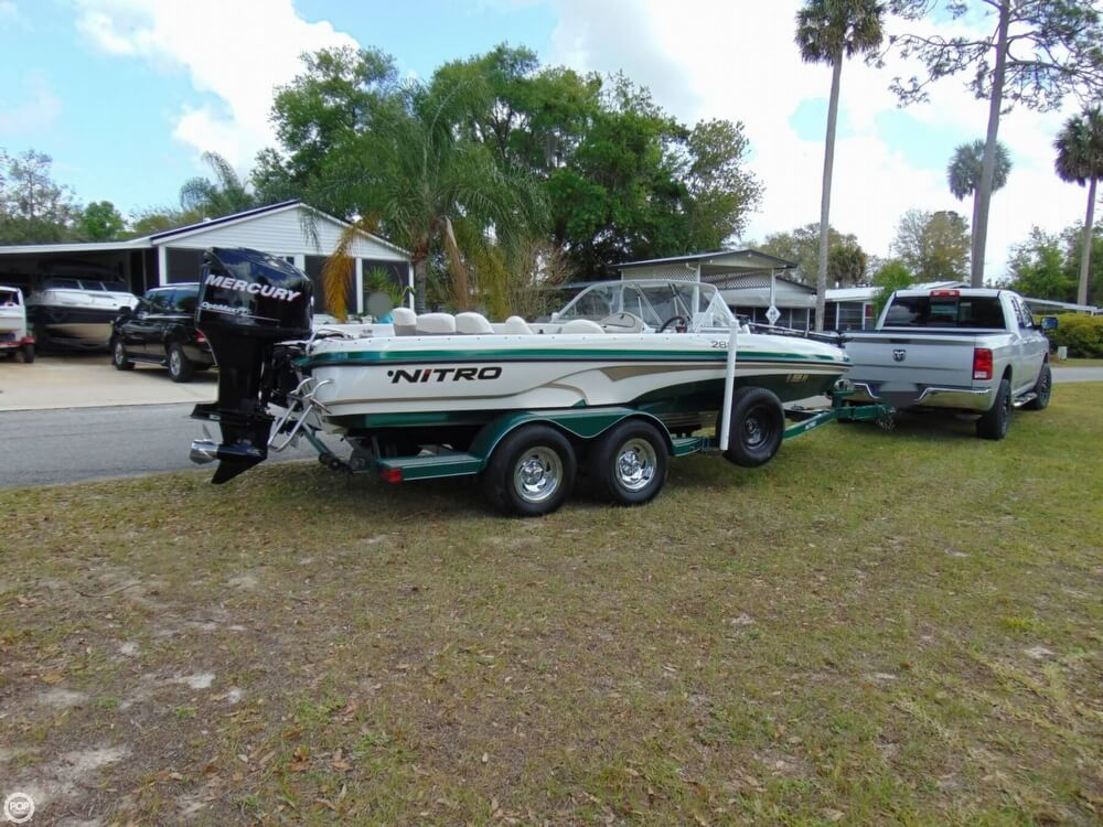 2008 Nitro boat for sale, model of the boat is 288 Sport & Image # 9 of 40
