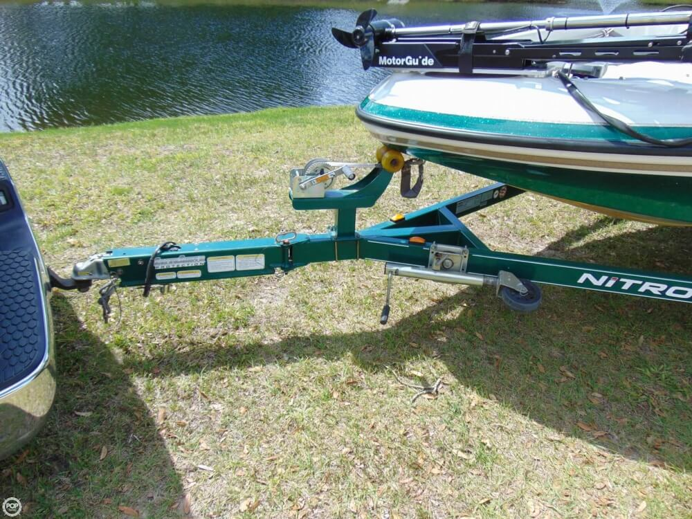 2008 Nitro boat for sale, model of the boat is 288 Sport & Image # 15 of 40