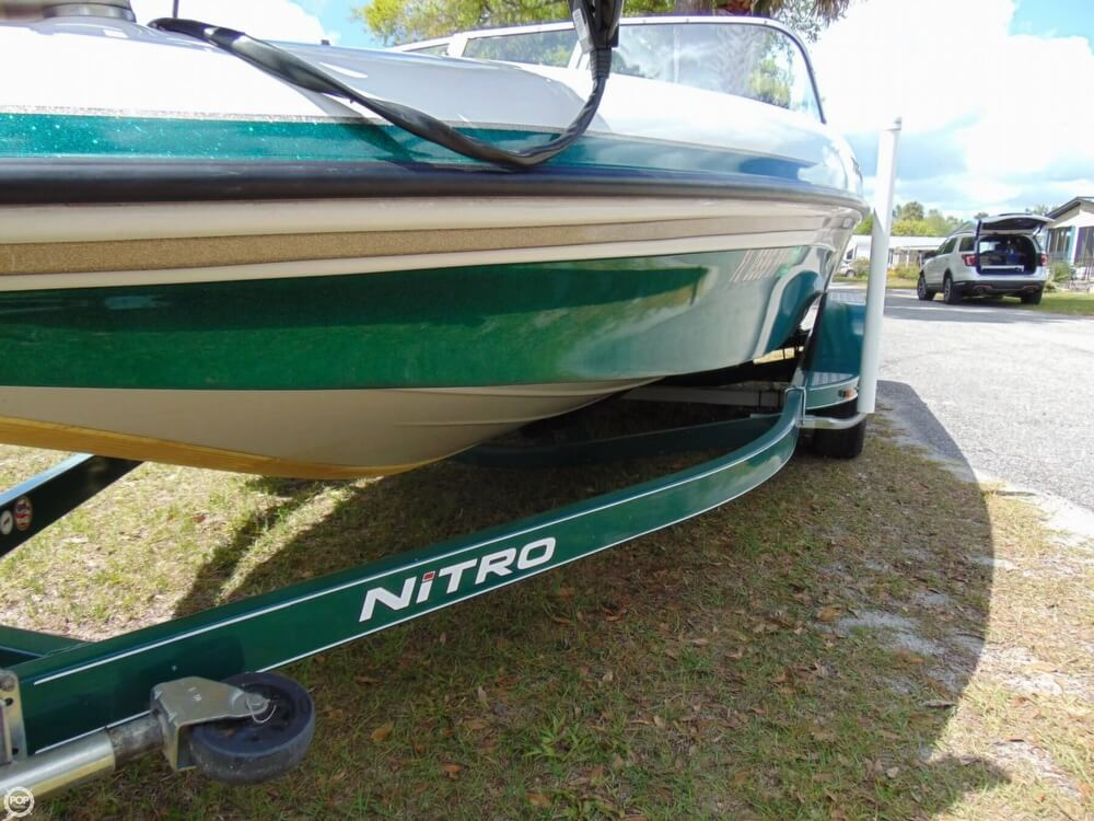 2008 Nitro boat for sale, model of the boat is 288 Sport & Image # 16 of 40