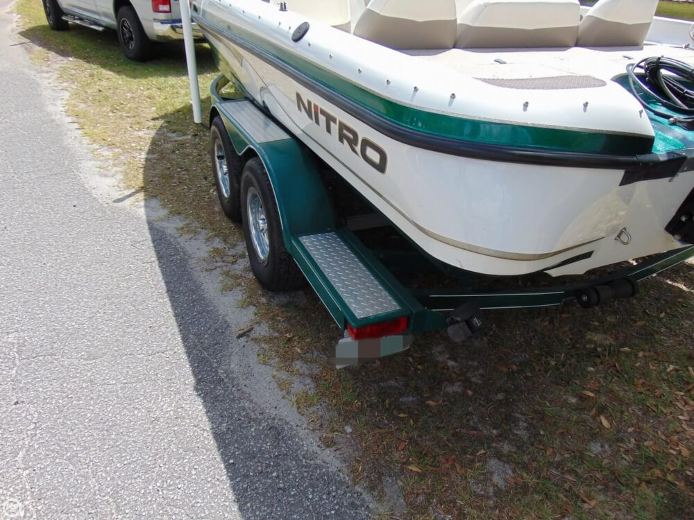 2008 Nitro boat for sale, model of the boat is 288 Sport & Image # 23 of 40