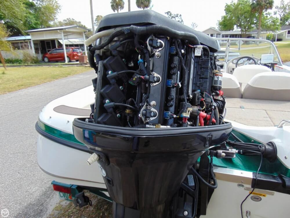 2008 Nitro boat for sale, model of the boat is 288 Sport & Image # 28 of 40