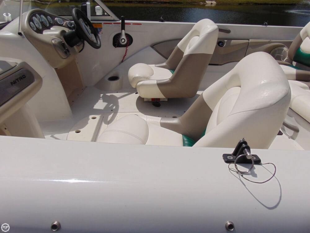 2008 Nitro boat for sale, model of the boat is 288 Sport & Image # 2 of 40