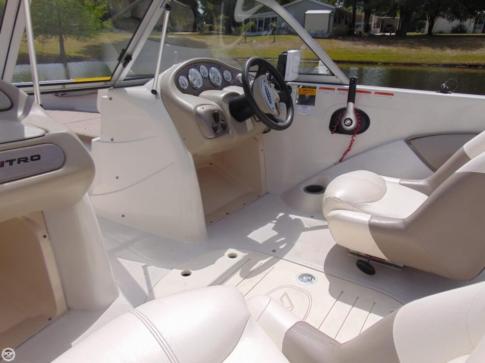 2008 Nitro boat for sale, model of the boat is 288 Sport & Image # 36 of 40