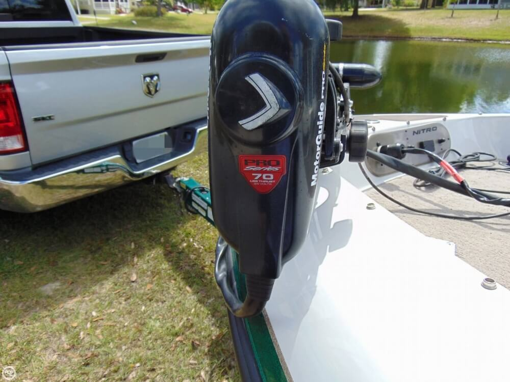 2008 Nitro boat for sale, model of the boat is 288 Sport & Image # 38 of 40