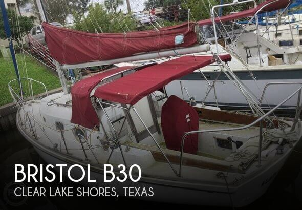 Used Bristol Boats For Sale by owner | 1975 Bristol 30