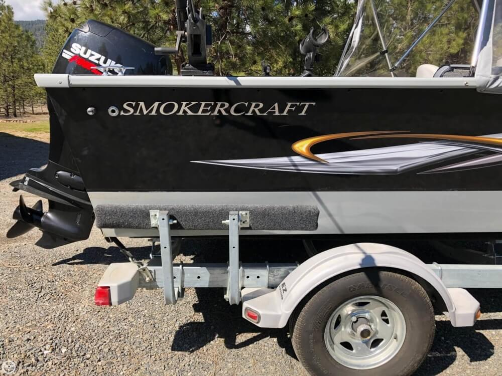 2011 Smoker Craft boat for sale, model of the boat is 17 Osprey & Image # 11 of 40