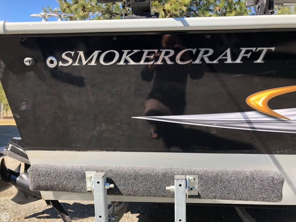 2011 Smoker Craft boat for sale, model of the boat is 17 Osprey & Image # 12 of 40