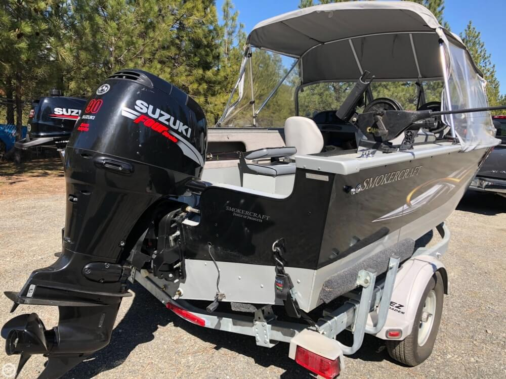 2011 Smoker Craft boat for sale, model of the boat is 17 Osprey & Image # 2 of 40
