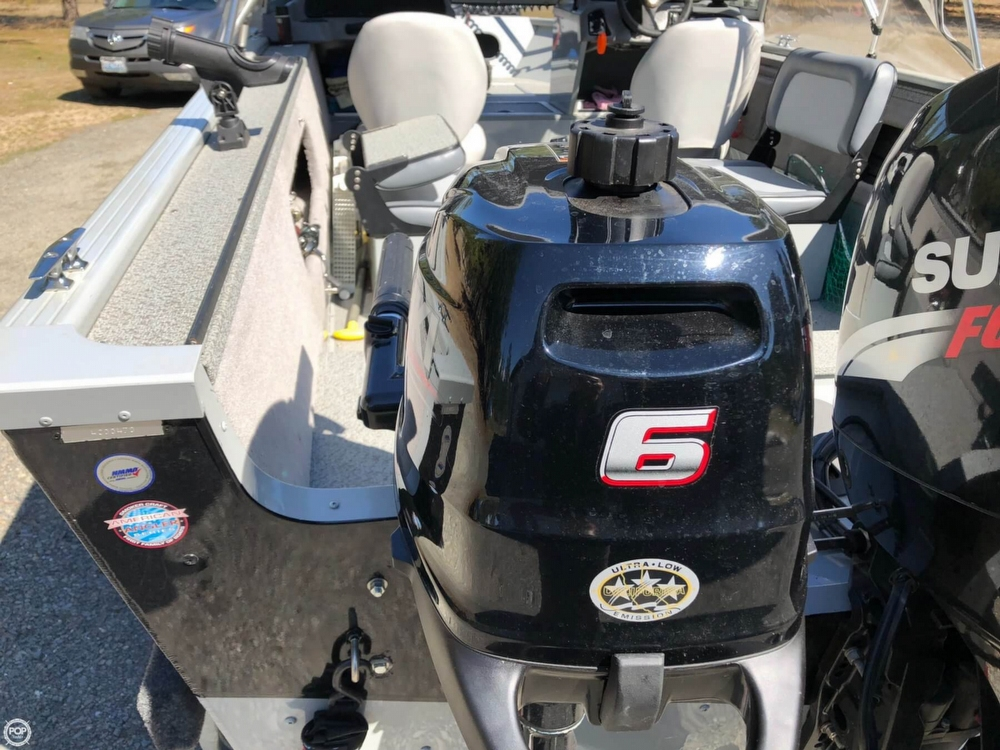 2011 Smoker Craft boat for sale, model of the boat is 17 Osprey & Image # 30 of 40