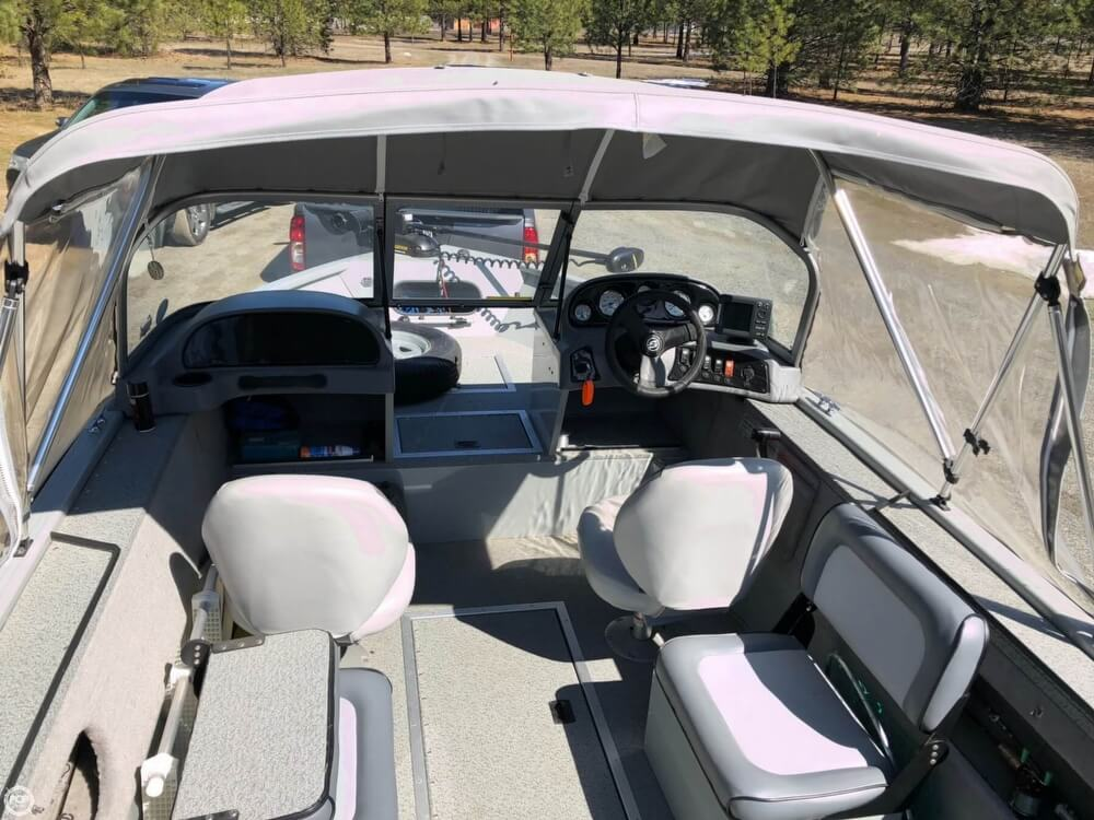 2011 Smoker Craft boat for sale, model of the boat is 17 Osprey & Image # 39 of 40