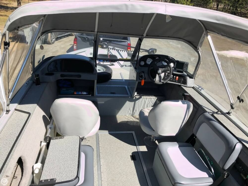 2011 Smoker Craft boat for sale, model of the boat is 17 Osprey & Image # 40 of 40