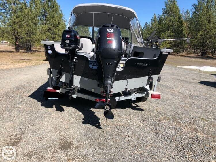 2011 Smoker Craft boat for sale, model of the boat is 17 Osprey & Image # 3 of 40
