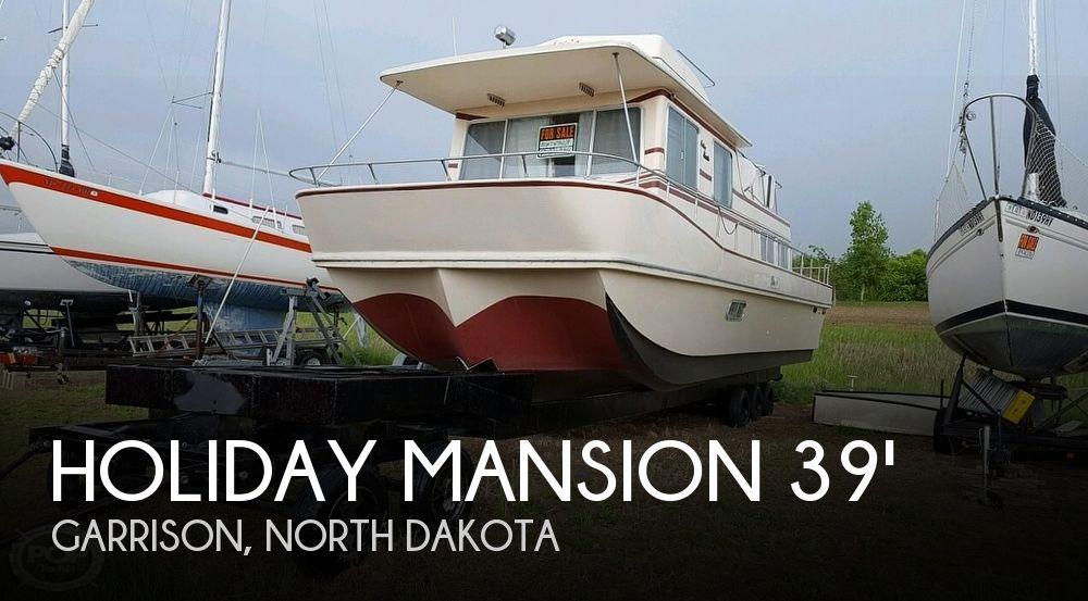 1983 Holiday Mansion 39 Jumbo Barracuda