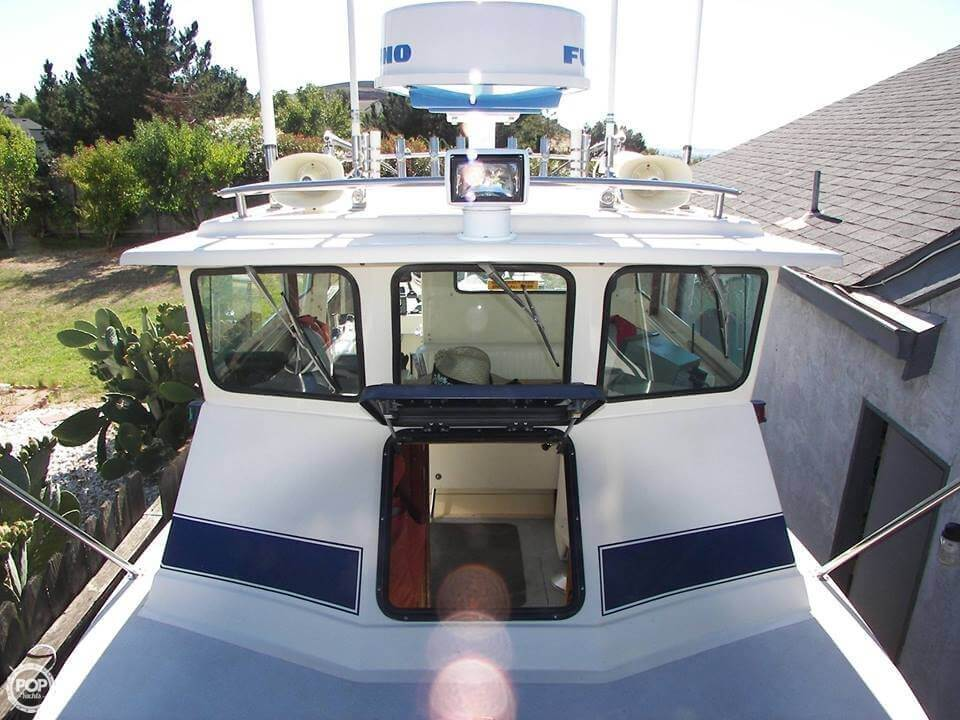 1992 Farallon boat for sale, model of the boat is Whaleback 25 & Image # 5 of 40