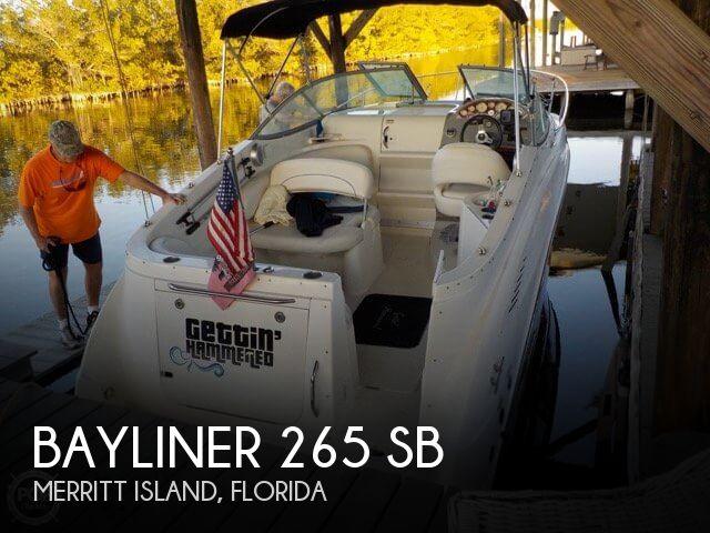 Used Bayliner 26 Boats For Sale by owner | 2008 Bayliner 26