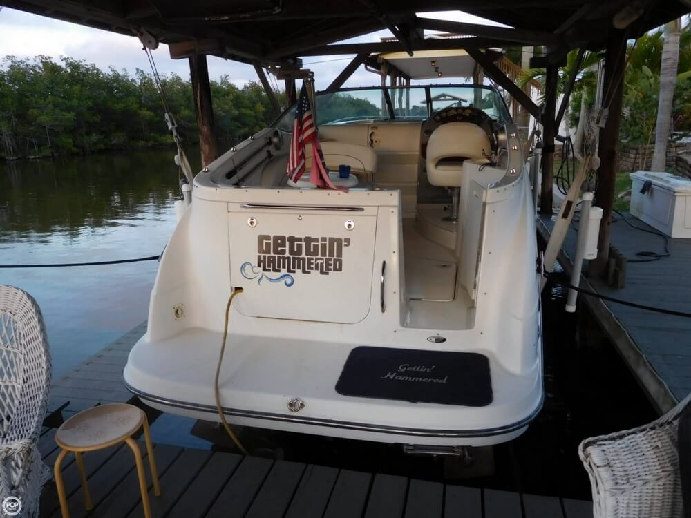 2008 Bayliner boat for sale, model of the boat is 265 SB & Image # 17 of 40