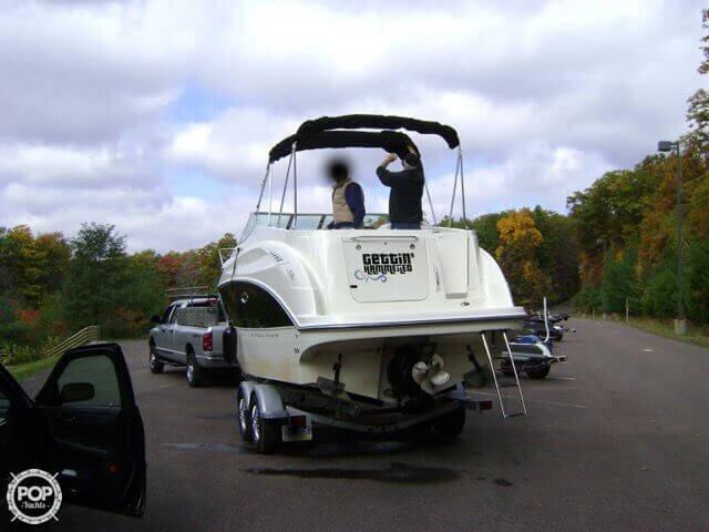 2008 Bayliner boat for sale, model of the boat is 265 SB & Image # 18 of 40