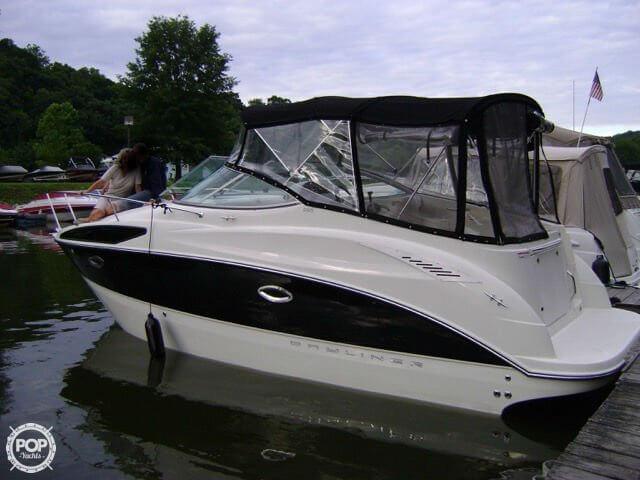 2008 Bayliner boat for sale, model of the boat is 265 SB & Image # 2 of 40
