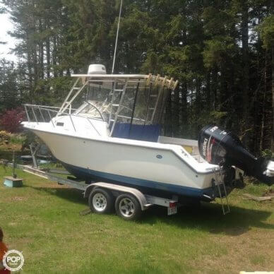 Key West 225 Bluewater WA, 22', for sale - $28,900