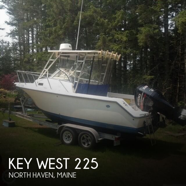 Used Key West Boats For Sale by owner | 2007 Key West 22