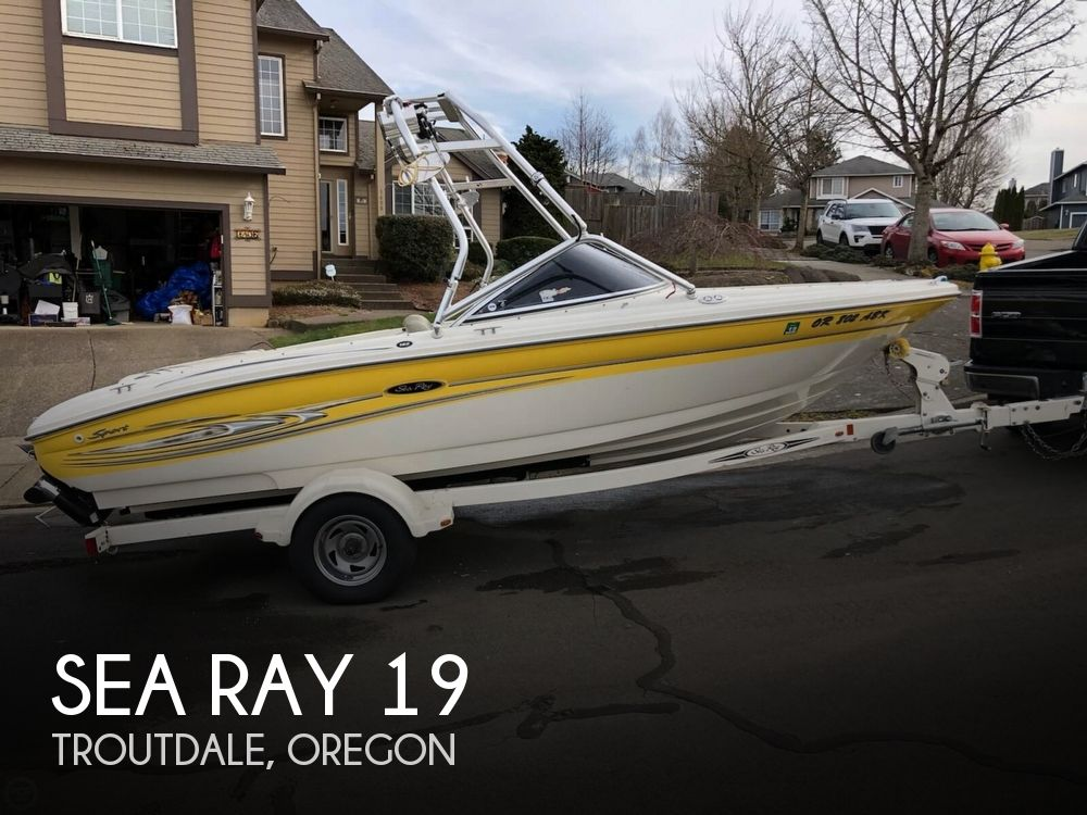 Used Boats For Sale by owner | 2004 Sea Ray 19