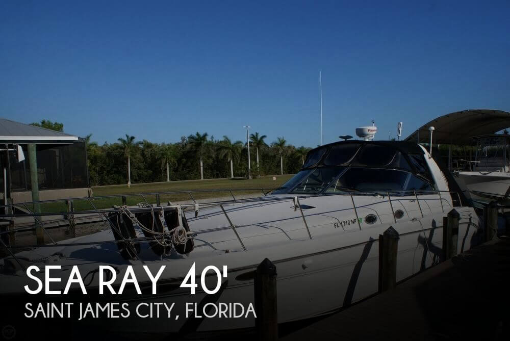 1998 Sea Ray SUNDANCER 400