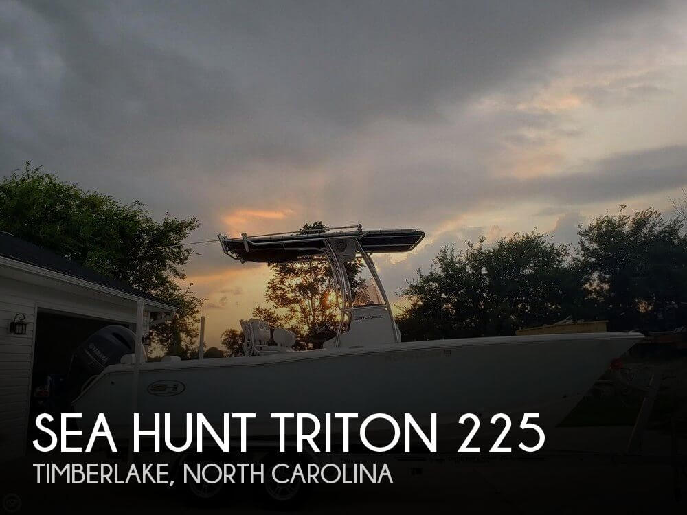 Used Sea Hunt 22 Boats For Sale in North Carolina by owner | 2017 Sea Hunt 22