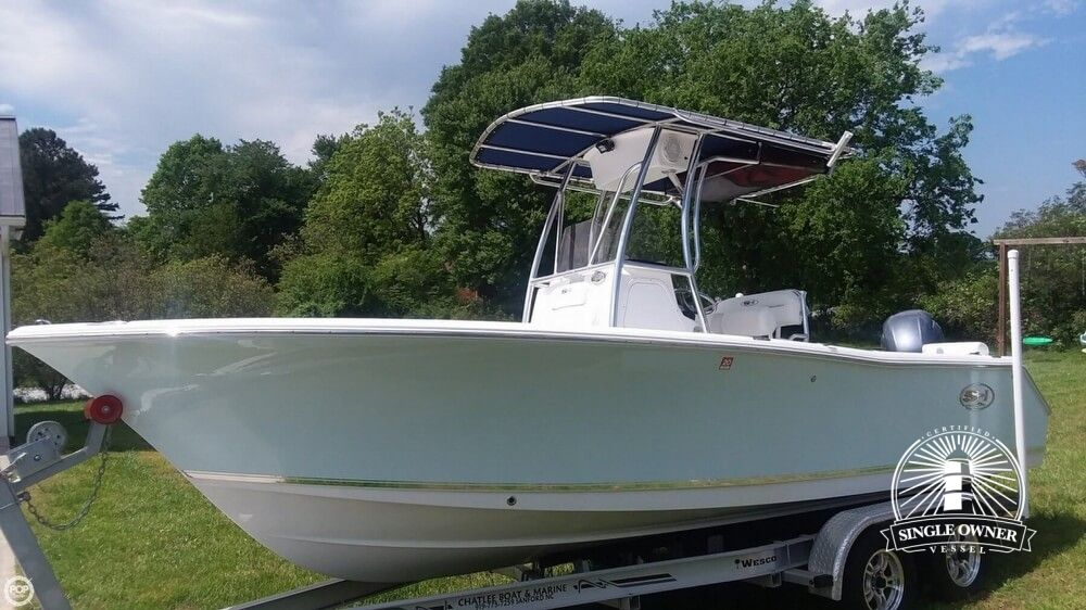 2017 Sea Hunt Triton 225 For Sale