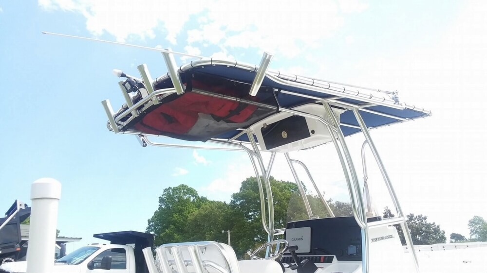 2017 Sea Hunt boat for sale, model of the boat is Triton 225 & Image # 5 of 42
