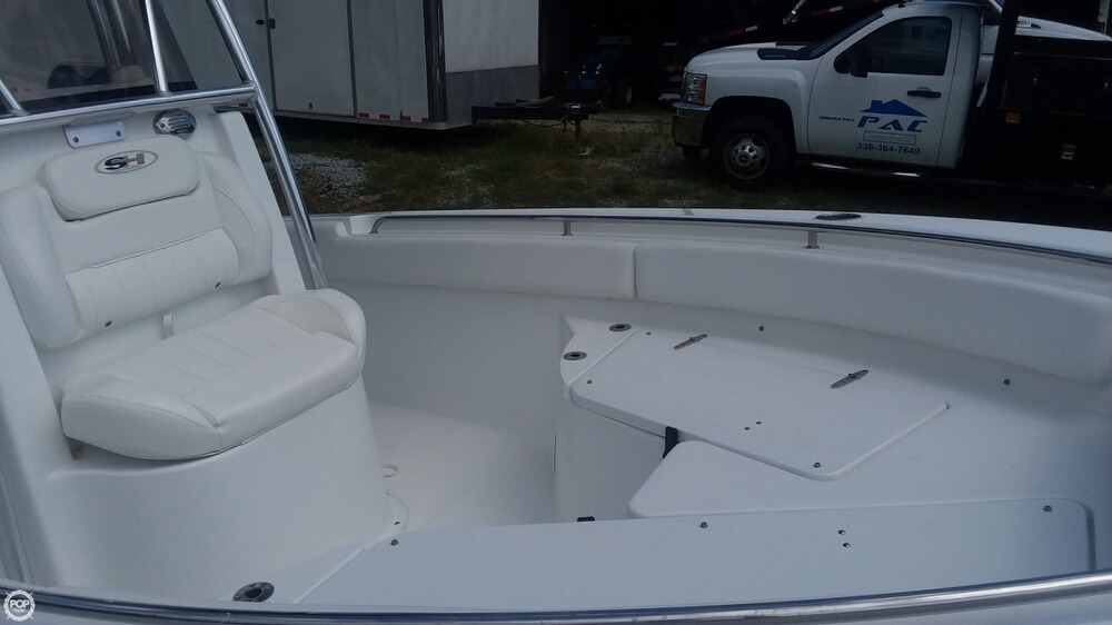 2017 Sea Hunt boat for sale, model of the boat is Triton 225 & Image # 10 of 42