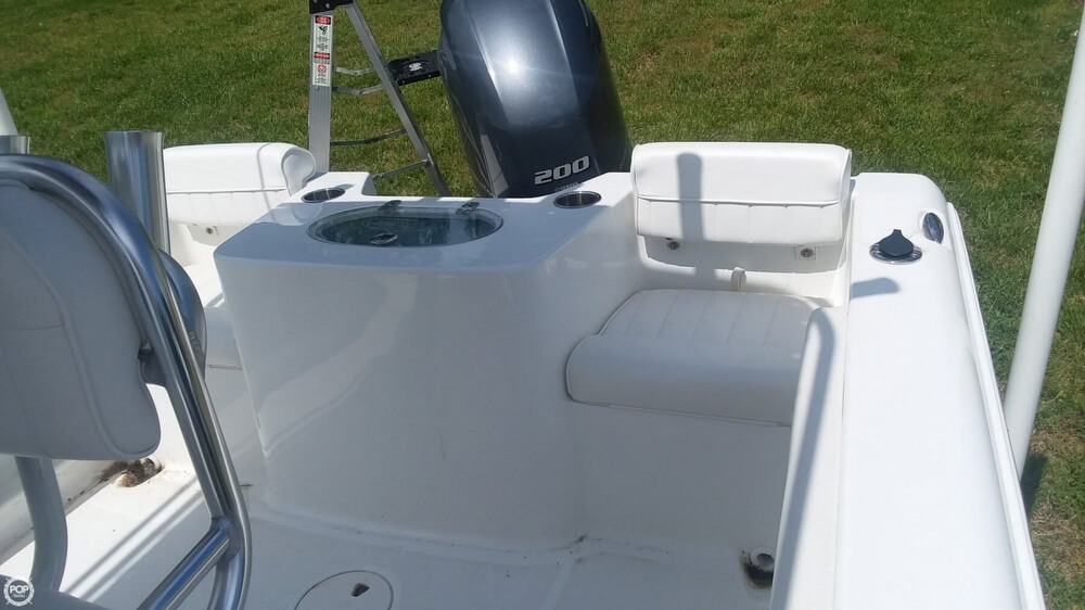 2017 Sea Hunt boat for sale, model of the boat is Triton 225 & Image # 15 of 42