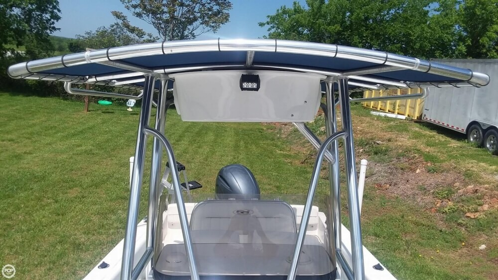 2017 Sea Hunt boat for sale, model of the boat is Triton 225 & Image # 25 of 42