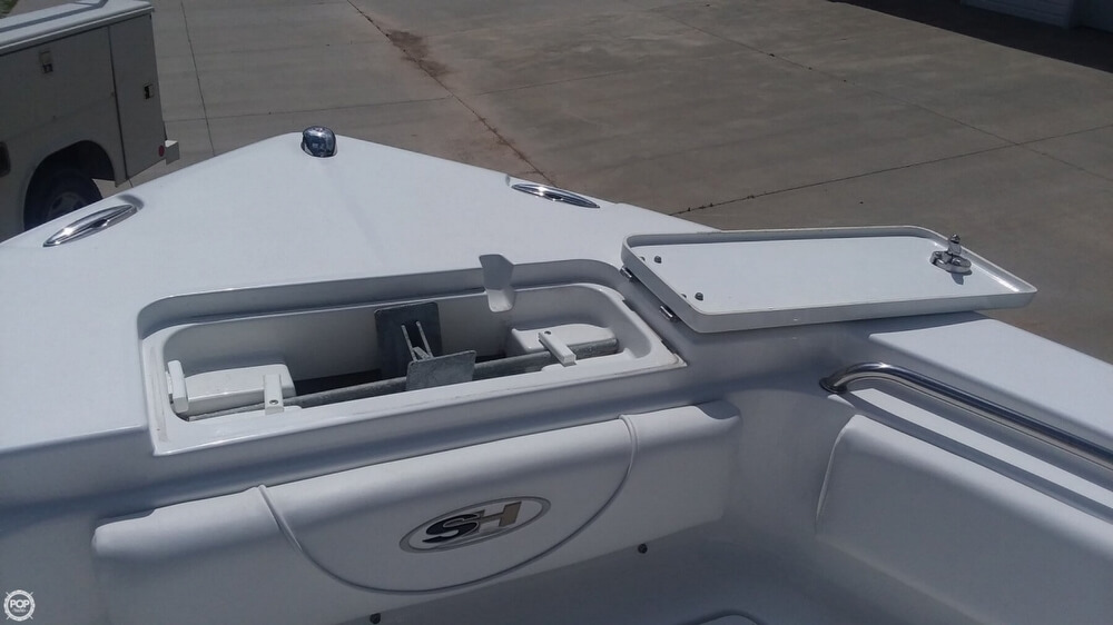 2017 Sea Hunt boat for sale, model of the boat is Triton 225 & Image # 33 of 42
