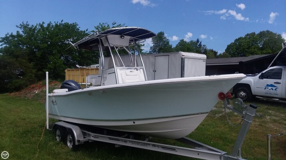 2017 Sea Hunt boat for sale, model of the boat is Triton 225 & Image # 42 of 42