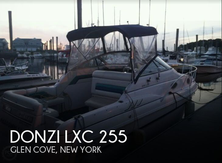 Used Boats For Sale in Bridgeport, Connecticut by owner | 1996 Donzi 25