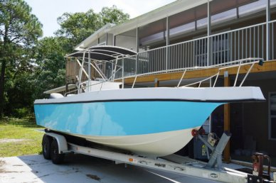 Offshore 24 CC, 23', for sale - $20,000