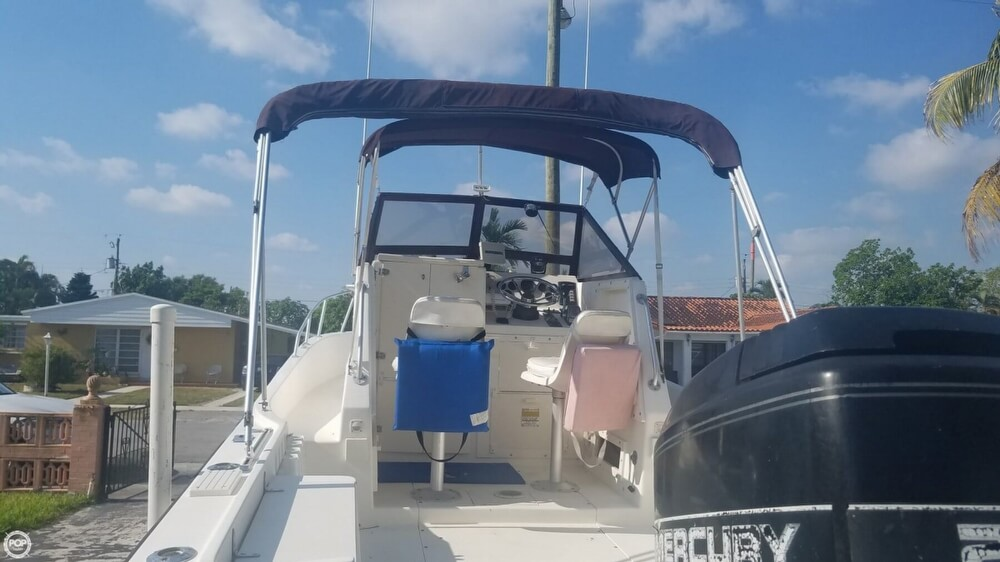 1985 Mako boat for sale, model of the boat is 238 & Image # 7 of 41
